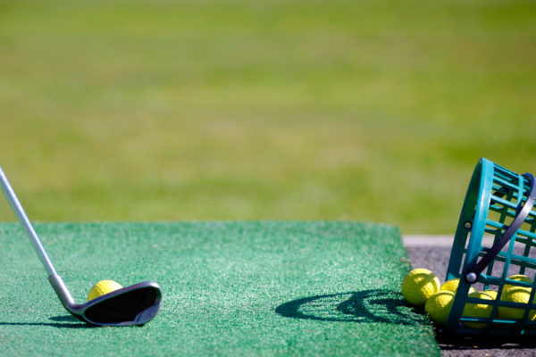 Watch this space: new driving range soon