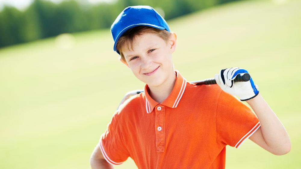 junior golf coaching